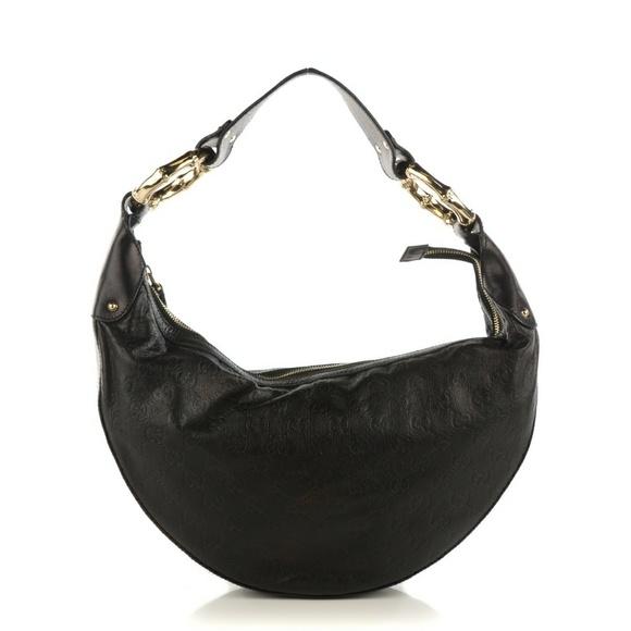 631c88e79 Gucci Bags   Ssima Half Moon Bag   Poshmark